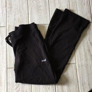 Pants - Greys anatomy black scrub pants